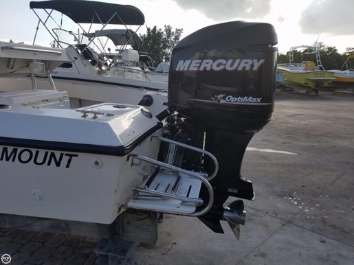Paramount 1999 used boat for sale in key west florida for Paramount fishing boat