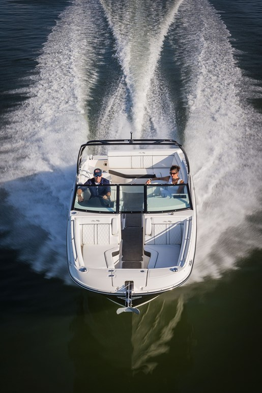 Sea Ray 270 Sundeck 2016 New Boat For Sale In Sarnia