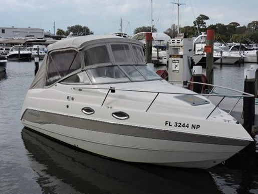 Stingray 240 Cs Cuddy Cabin 2007 Used Boat For Sale In