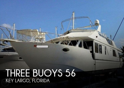Squishy Yacht Buoys : Three Buoys 1988 Used Boat for Sale in Key Largo, Florida