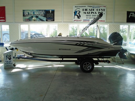 For Sale: 2017 Stingray 192sc For Sale - Str087 19ft<br/>Pirate Cove Marina