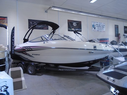 For Sale: 2017 Stingray 215lr - Str088 21ft<br/>Pirate Cove Marina