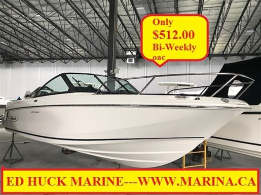 For Sale: 2016 Boston Whaler 230 Vantage 23ft<br/>Ed Huck Marine Limited