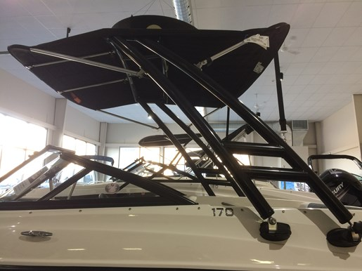 2017 Bayliner 170 Bow Rider Photo 9 of 13