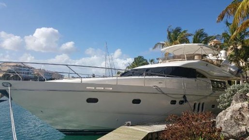 Viking sport cruisers by princess 75 motor yacht 2008 for Princess 75 motor yacht