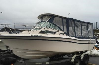 Custom Grady white 226 seafarer 1997 Used Boat for Sale in