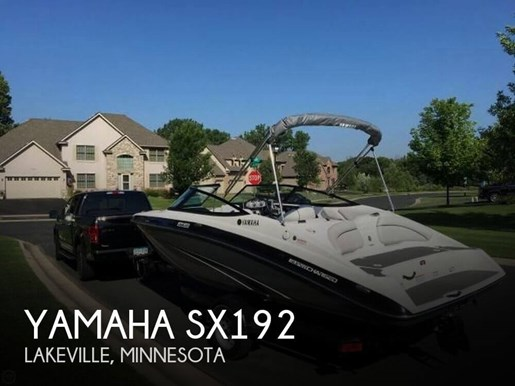 Yamaha 2014 used boat for sale in lakeville minnesota for Yamaha dealers minnesota