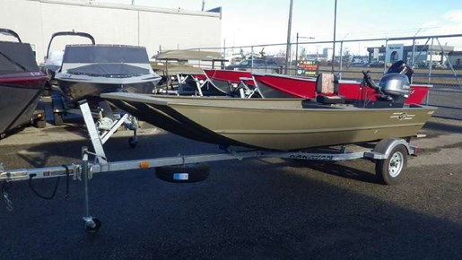 Boat Dealers Alberta >> G3 1652 VBW Jon 2015 New Boat for Sale in Grande Prairie ...
