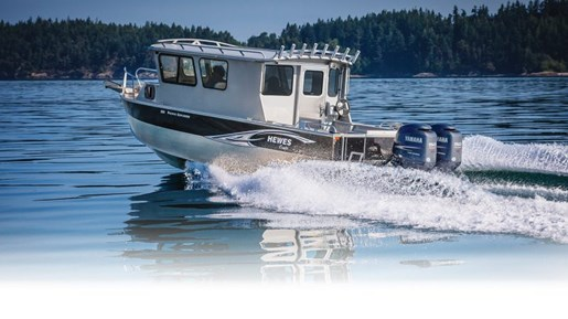 Hewescraft Pacific Explorer 2019 New Boat for Sale in Port