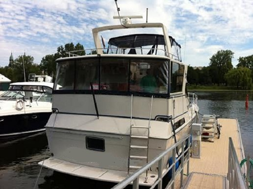 Angel motor yacht 1988 new boat for sale in mississauga for Angel boats and motors