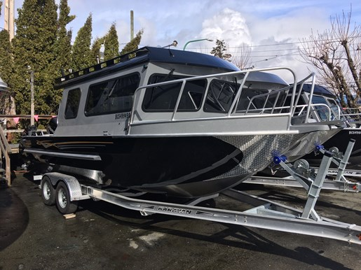 Sea Hawk Boats >> RH Aluminum Boats 22 Sea Hawk Pro Cuddy 2017 New Boat for Sale in Burnaby, British Columbia ...