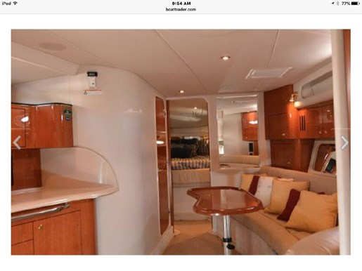 2001 Sea Ray 410 Sundancer Photo 2 of 13