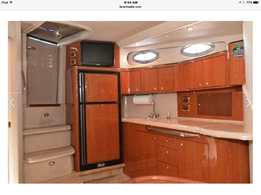 2001 Sea Ray 410 Sundancer Photo 3 of 13