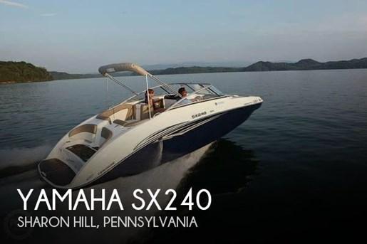 2011 Yamaha SX240 Photo 1 of 20