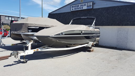 For Sale: 2017 Princecraft Ventura 220ws 22ft<br/>Keswick Marine