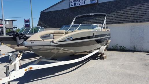 Ontario Quality Motors >> Princecraft VENTURA 220WS 2017 New Boat for Sale in Keswick, Ontario