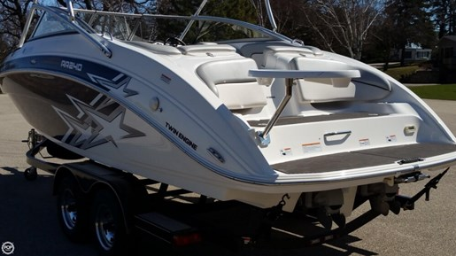 Yamaha 2010 used boat for sale in sturtevant wisconsin for Yamaha dealers wisconsin