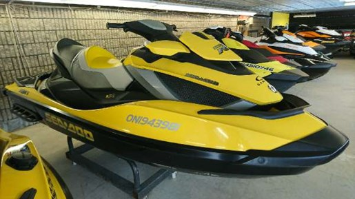 2009 Sea-Doo RXT iS 255 Photo 1 of 4