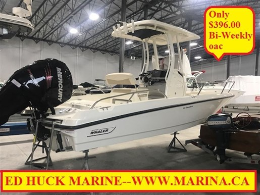 For Sale: 2017 Boston Whaler 210 Dauntless 21ft<br/>Ed Huck Marine Limited
