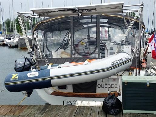 2010 Beneteau Oceanis 37 Photo 8 sur 30