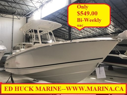 For Sale: 2017 Boston Whaler 230 Outrage 23ft<br/>Ed Huck Marine Limited