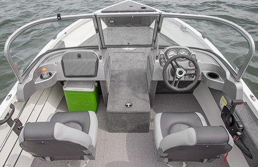 2017 crestliner 1600 vision WT Photo 2 of 2