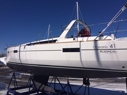 2015 Beneteau Oceanis 41 Platinum Edition Photo 5 sur 23