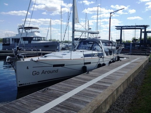 2015 Beneteau Oceanis 41 Platinum Edition Photo 1 sur 23