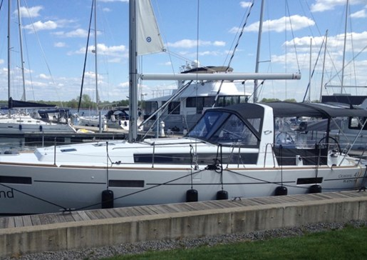 2015 Beneteau Oceanis 41 Platinum Edition Photo 2 sur 23