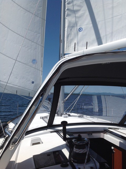 2015 Beneteau Oceanis 41 Platinum Edition Photo 6 sur 23