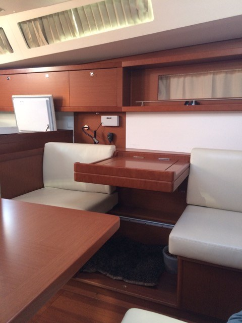 2015 Beneteau Oceanis 41 Platinum Edition Photo 11 sur 23