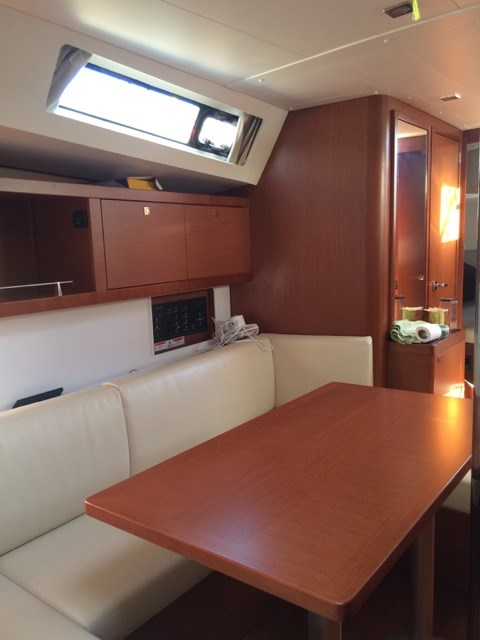 2015 Beneteau Oceanis 41 Platinum Edition Photo 14 sur 23