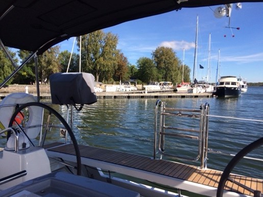 2015 Beneteau Oceanis 41 Platinum Edition Photo 7 sur 23