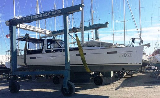 2012 Beneteau Oceanis 41 Photo 5 sur 47