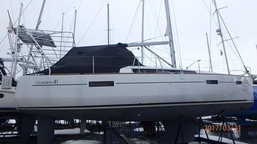 2012 Beneteau Oceanis 41 Photo 8 sur 47