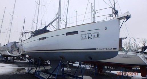2012 Beneteau Oceanis 41 Photo 9 sur 47