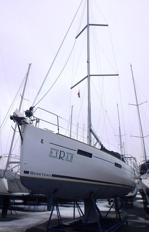 2012 Beneteau Oceanis 41 Photo 12 sur 47