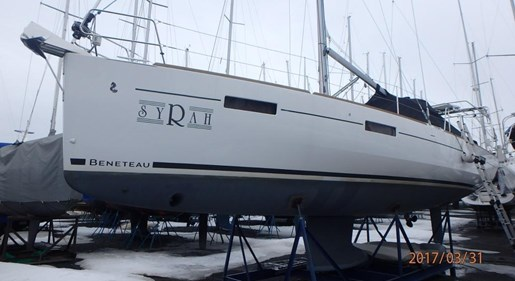 2012 Beneteau Oceanis 41 Photo 14 sur 47