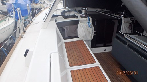 2012 Beneteau Oceanis 41 Photo 19 sur 47