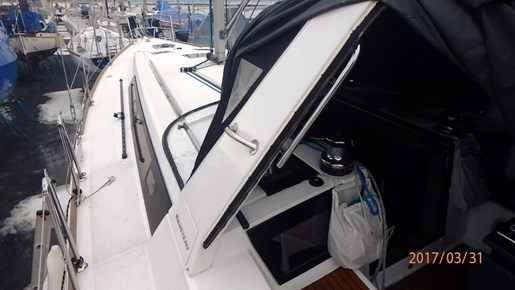 2012 Beneteau Oceanis 41 Photo 23 sur 47