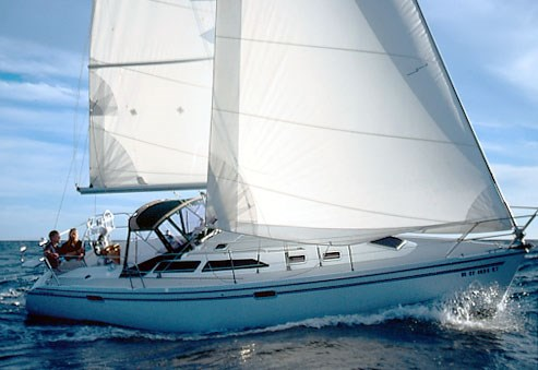 1997 Catalina 320 Photo 3 sur 44