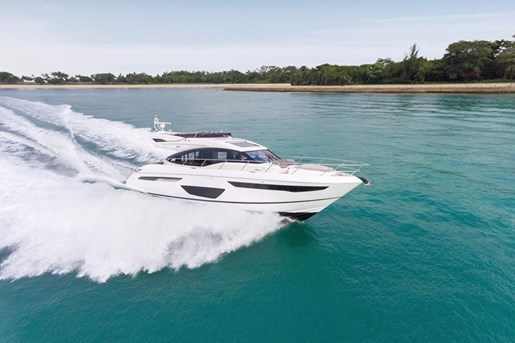 Princess S60 2019 New Boat For Sale In Bc British Columbia