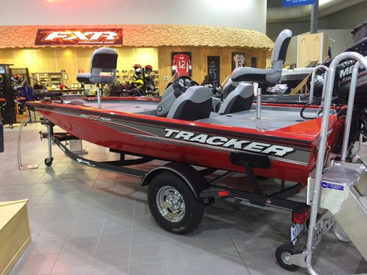 For Sale: 2017 Tracker Boats Pro Team 175 Txw 17ft<br/>Pride Marine - Ottawa
