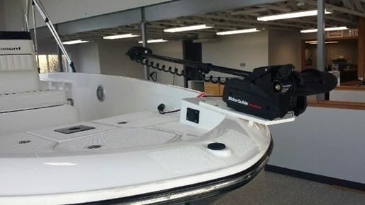 Bayliner element f18 2017 new boat for sale in fenton for Trolling motor for 18 foot boat