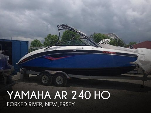 2014 Yamaha AR 240 HO Photo 1 of 20