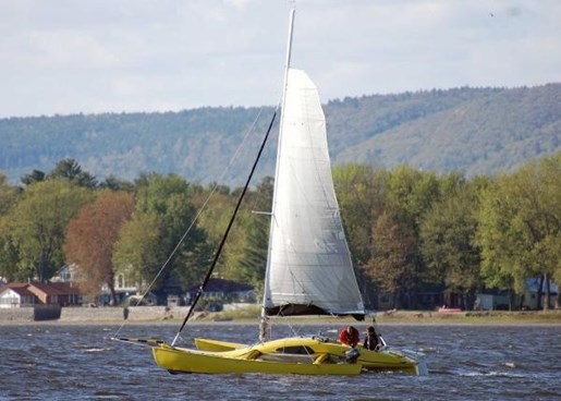 1984 Newick Somersault 26 Trimaran Photo 2 of 11