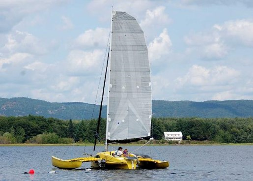 1984 Newick Somersault 26 Trimaran Photo 3 of 11