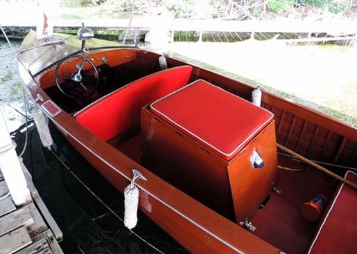 1933 Port Carling 21 Seabird Runabout Photo 3 of 7