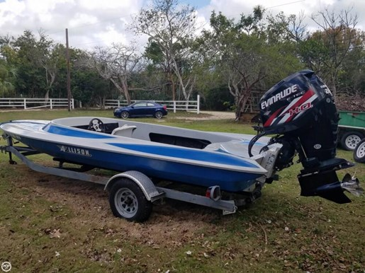 Used Allison Craft Boats For Sale