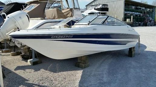 Campion 535i 2006 Used Boat For Sale In Orillia Ontario
